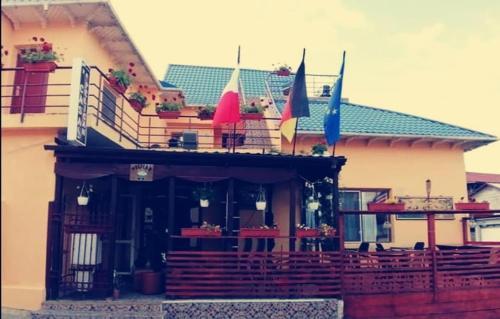 Accommodation in Tulcea