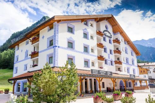 Hotel Garni Nevada - Samnaun