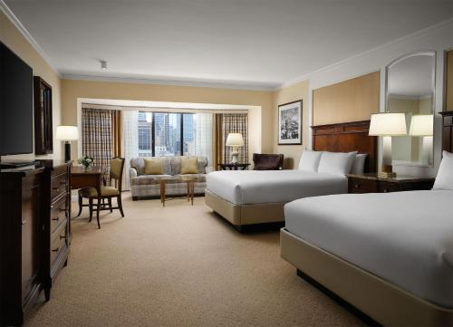 Superior Tower Queen Room with Two Queen Beds