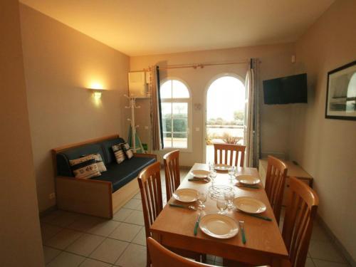 . Appartement La Tranche-sur-Mer, 3 pièces, 6 personnes - FR-1-357-46