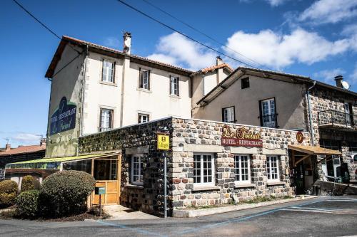 . Hôtel Restaurant Le Foirail