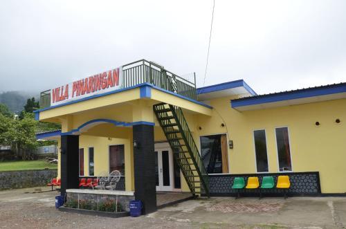 . Villa Pinaringan
