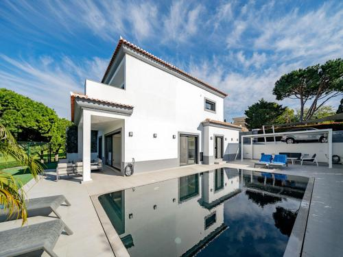 Villa in Vale do Lobo Sleeps 6 includes Swimming pool Air Con and WiFi 4