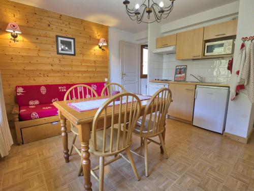 Appartement Flumet, 2 pièces, 4 personnes - FR-1-505-98 - Location saisonnière - Flumet