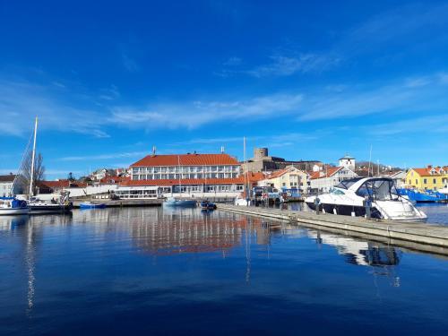 . Hotell Villa Maritime på Marstrandsön