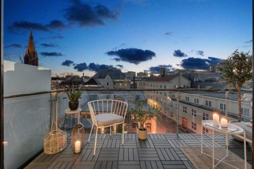 Awardwinning penthouse, Oslo city / Grünerløkka - Apartment - Oslo