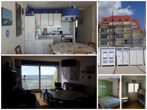 . Appartement Wimereux, 3 pièces, 4 personnes - FR-1-376-21