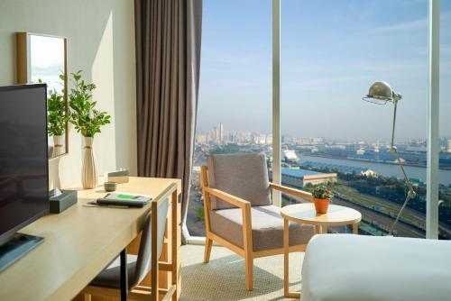 Deluxe Double Room - Harbor view