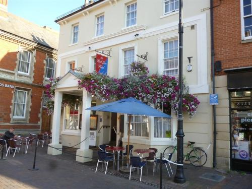 The Red Lion Hotel Spalding