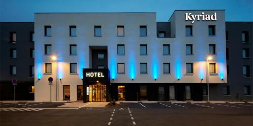 Kyriad Combs-La-Ville - Senart - Hôtel - Combs-la-Ville