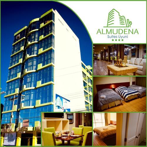 . Almudena Suites Uyuni