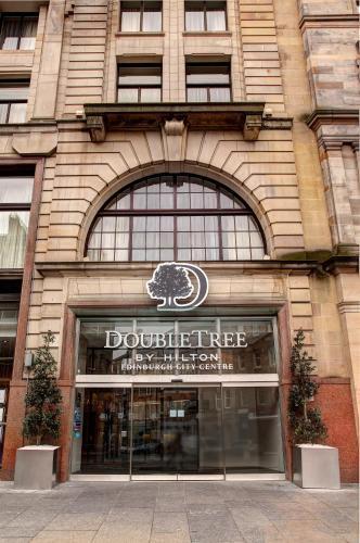 Doubletree by Hilton Edinburgh City Centre photo 20