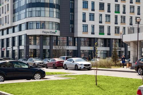 . Апарт-отель Крассталкер Красноярск