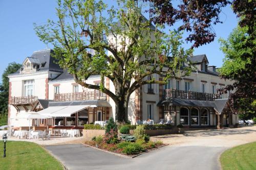 Château Des Bondons - Hôtel - La Ferté-sous-Jouarre