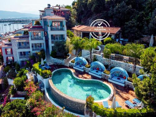 Unique-Boutique Class - Adults Only, Pension in Fethiye