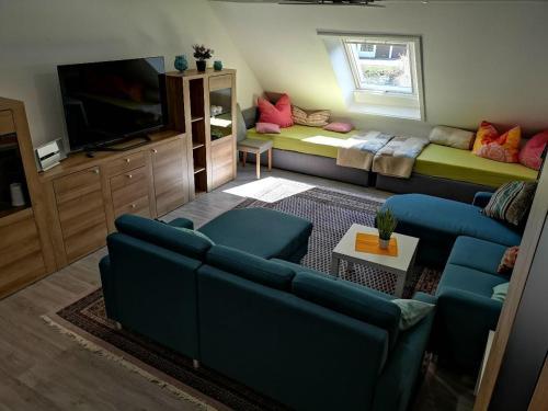 Fewo Kuckucksnest für bis zu 8 Personen - Apartment - St. Blasien