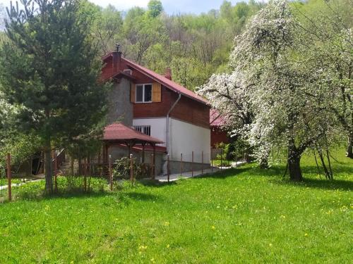 Casa Bufniței - Chalet - Lunca Mare