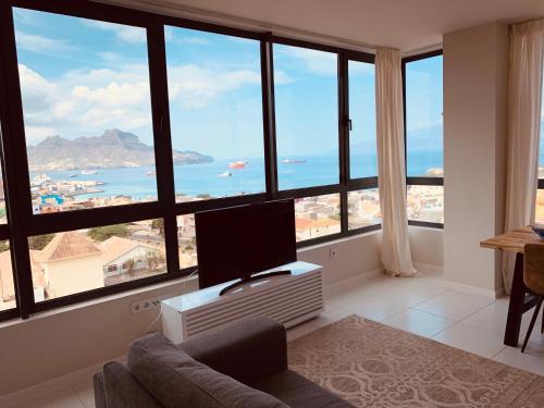 . Morabeza Deluxe apartments in São Vicente