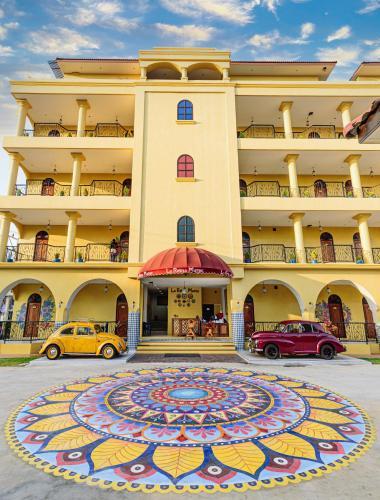 . La Reina Maroc Hotel ปากช่อง เขาใหญ่