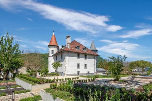 Château Brachet - Hôtel - Grésy-sur-Aix