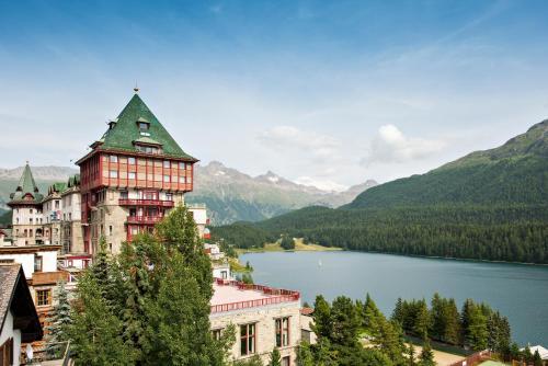 Badrutt's Palace Hotel St Moritz - St. Moritz