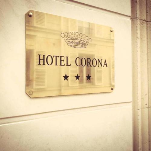 Hotel Corona Rodier - Hôtel - Paris