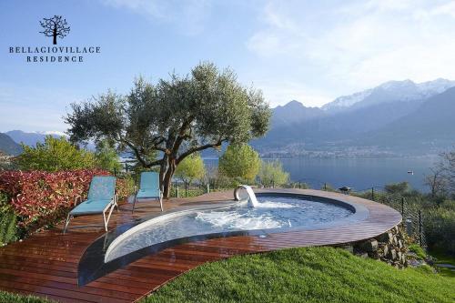 . Villa Costanza-private warm pool with whirlpool and sauna