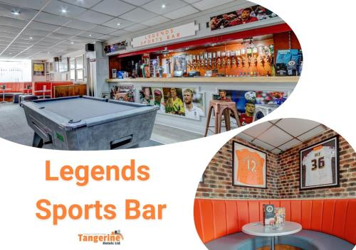 . The Sandringham Court Hotel & Legends Sports Bar