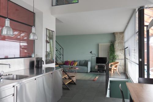 . Apartment Murtensee und Alpen