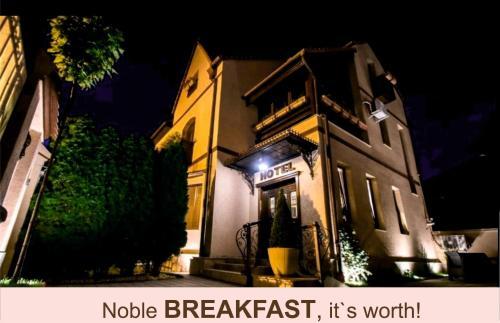 Noblesse Boutique Resort - Hotel - Sibiu