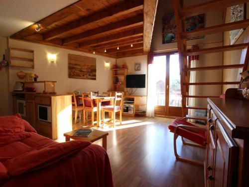 Appartement Pelvoux, 4 pièces, 6 personnes - FR-1-330G-68 - Apartment - Pelvoux - La Vallouise