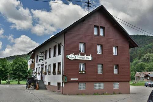 Gästehaus Adler Albtal - Accommodation - St. Blasien