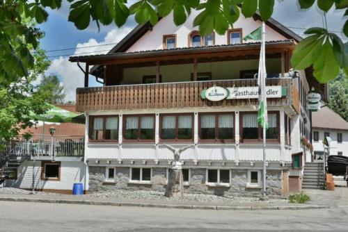 Ferienwohnung im Gästehaus Adler Albtal - Apartment - St. Blasien