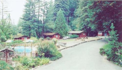 Jayes Timberlane Resort - Ben Lomond, CA 95005