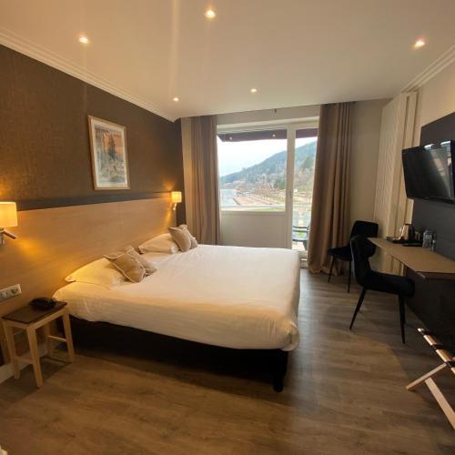 . Hôtel Le Beau Rivage
