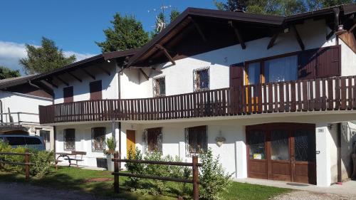 Casa Polsa 1964 - Brentonico