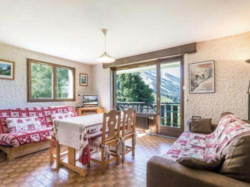 Appartement La Clusaz, 2 pièces, 4 personnes - FR-1-304-120 - Hotel - La Clusaz