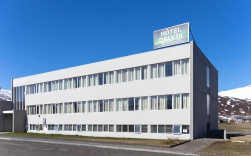 Hótel Dalvík - Hotel