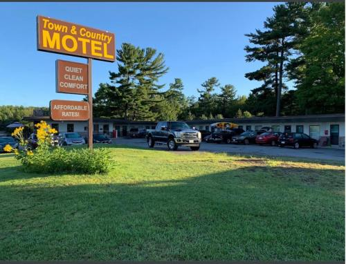 . Town & Country Motel