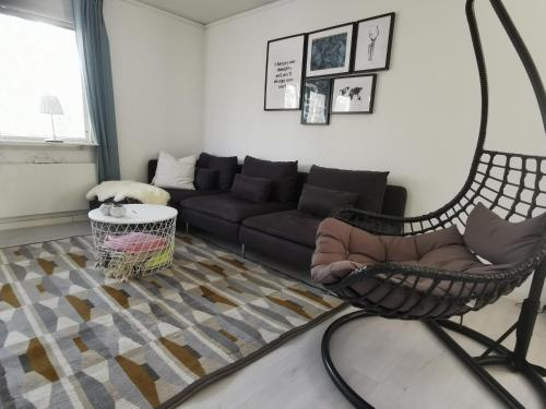 The White and Black House - Accommodation - Kalix