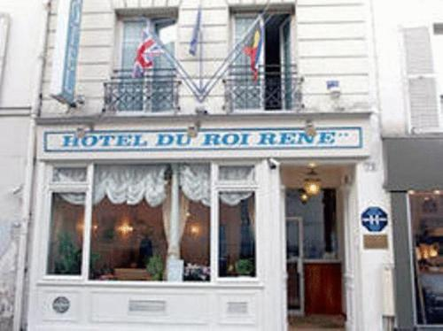 Hôtel Roi René impression
