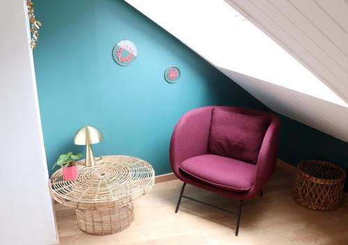 Appartement cosy 40m2 centre-ville historique - Location saisonnière - Vannes