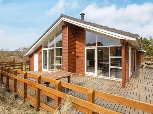 . Four-Bedroom Holiday home in Thisted 2