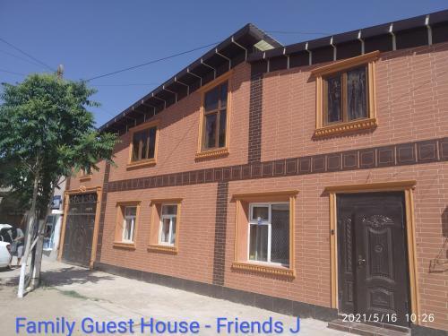 . Family Guest house - Friends-J