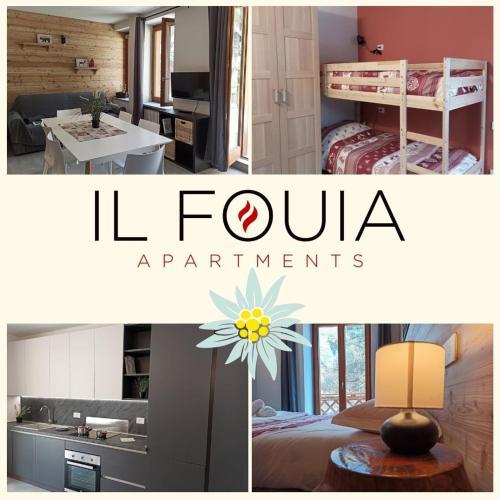Il Fouia Apartments - Pragelato