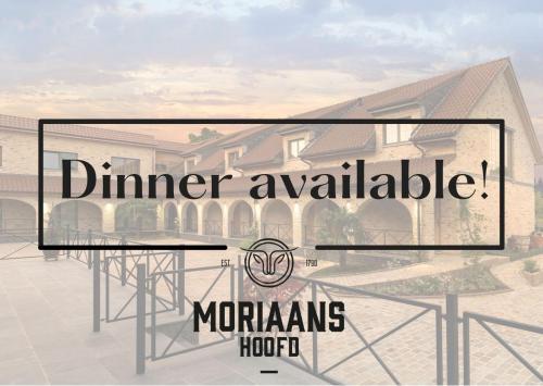 . Country Lodge Hotel Moriaanshoofd