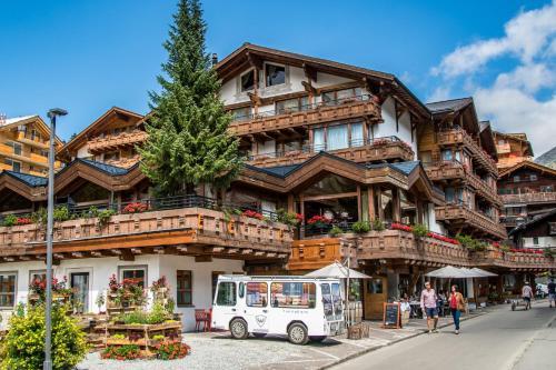 Walliserhof Grand-Hotel & Spa - Saas-Fee
