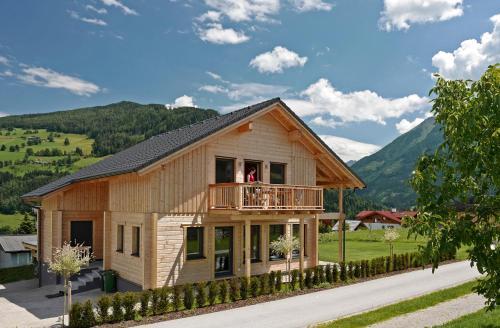 Bergchalet Raffalt - Rohrmoos