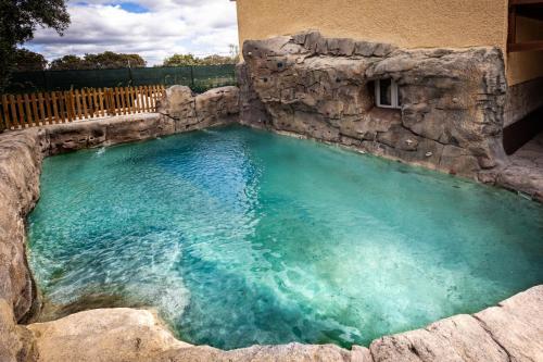 Casa rural multiaventura DParapente - Hotel - Colmenar del Arroyo