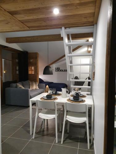 Les Lucioles - Apartment - Saint Jean de Sixt